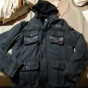 Affliction mens jacket